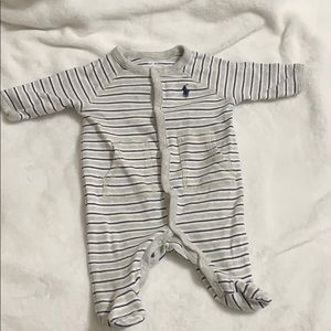 Baby newborn Ralph Lauren body suit
